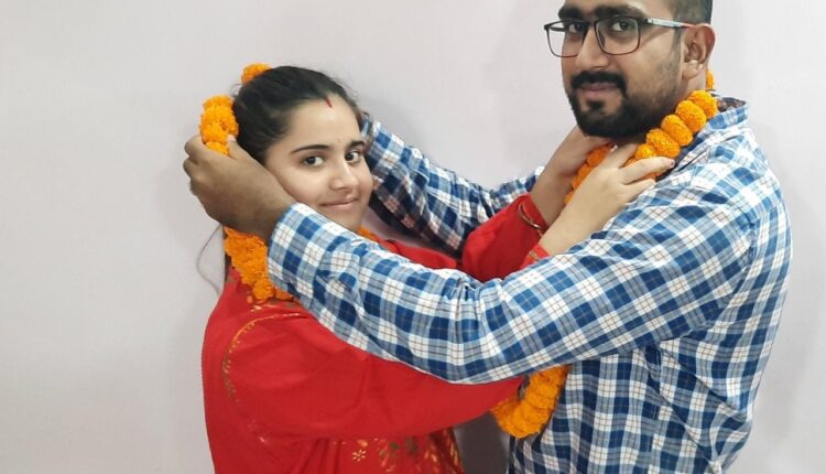 UP girl marries to BBSR youth