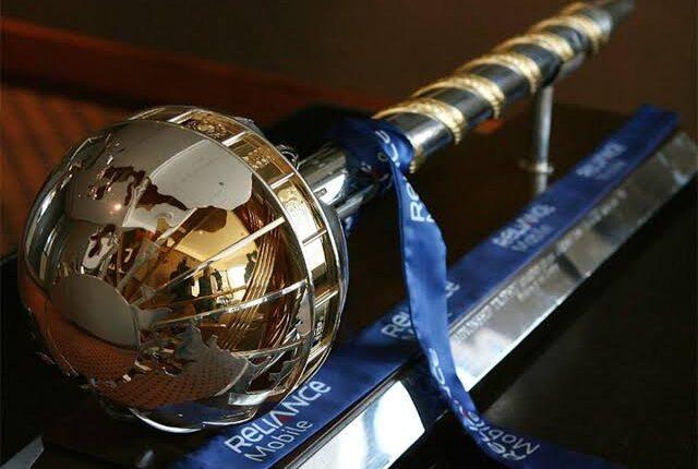 WTC trophy