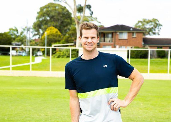 australisn batsman Steve Smith