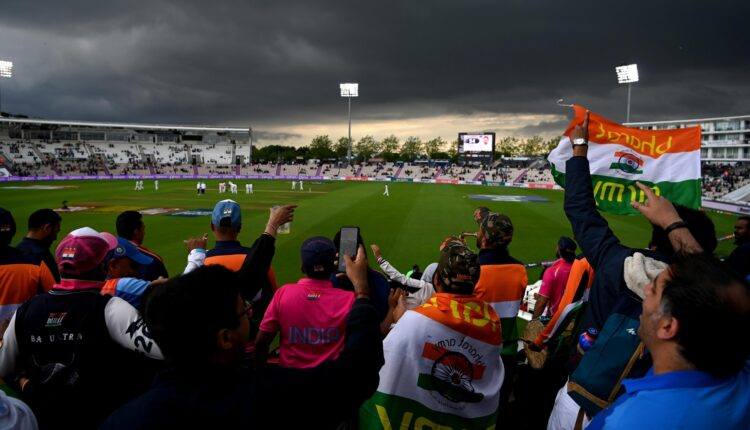 WTC final: 2 spectators evicted for hurling racist abuses at Taylor (ICC)