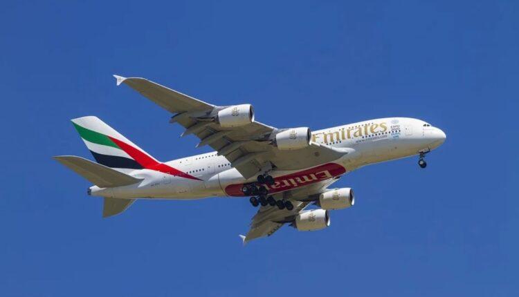 dubai-india flight