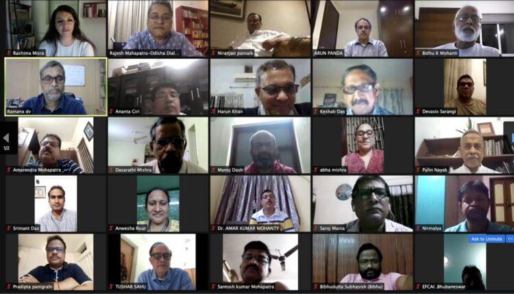 odisha dialogues webinar