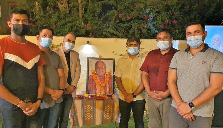 tributes to atal bihari panda