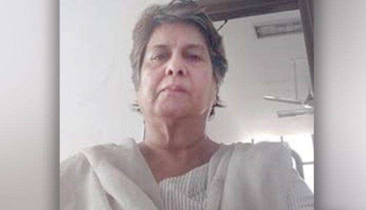 Ex-Union Minister's wife found murdered in Delhi house ( Credit : Tamil Nadu Pradesh Mahila Congress/twitter)