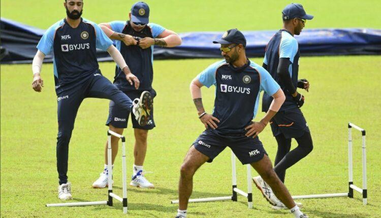 India-SL ODI series hits Covid roadblock, stares at cancellation (Ld)