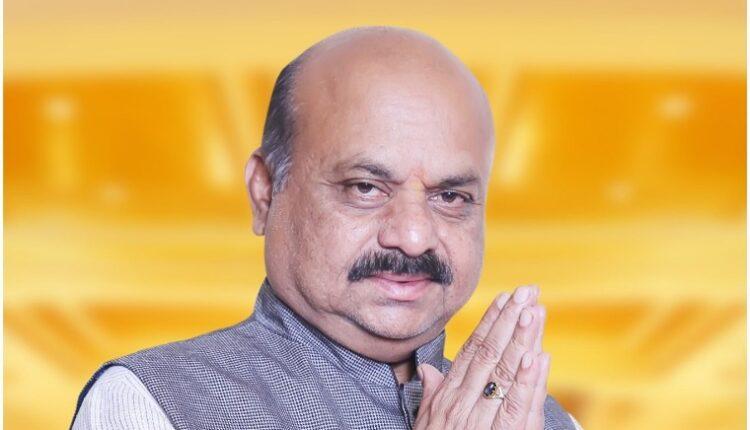 Basavaraj S Bommai