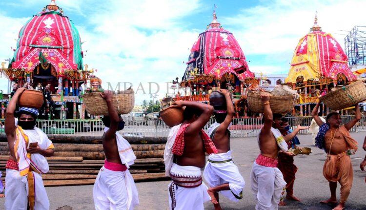 Ratha Jatra_gundicha temple