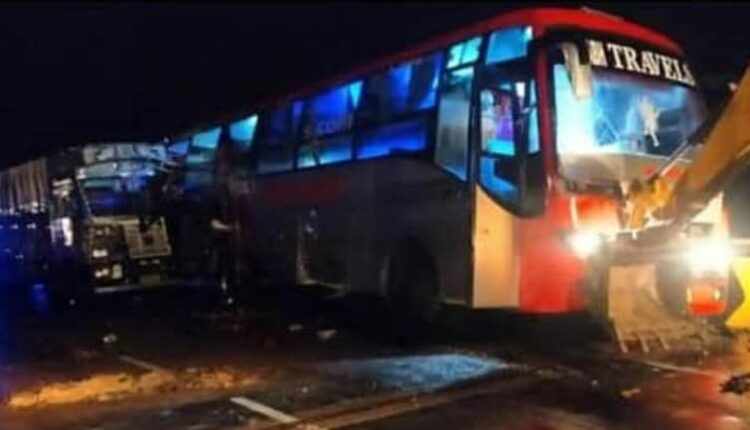 UP bus accident