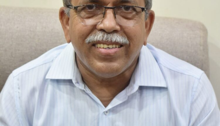 Prof. Santosh Tripathy