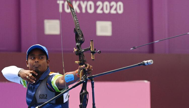 Archery – Men's Individual – 1/8 Finals