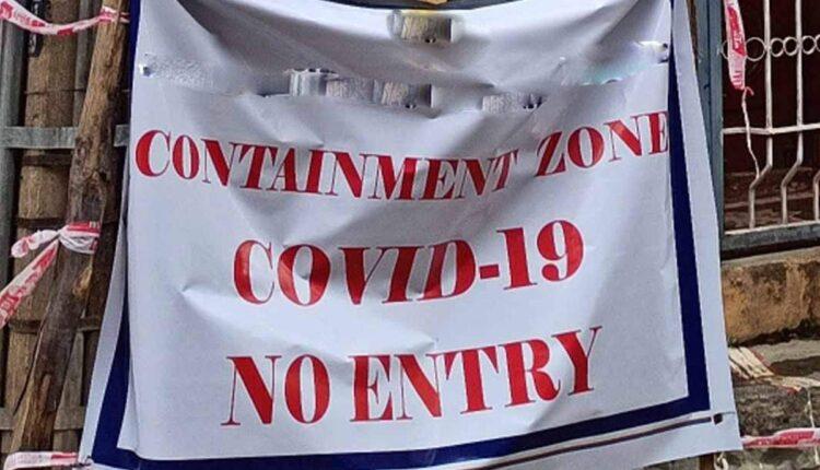containment zone