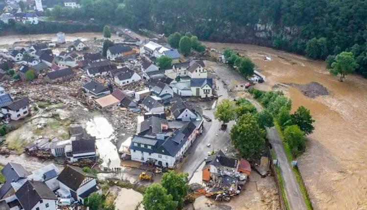 GERMANY-WEATHER-STORM-FLOOD
