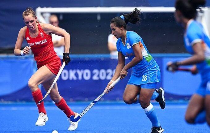indiavsbritain indian women hockey