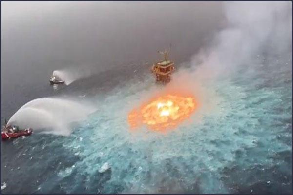 ocean-on-fire