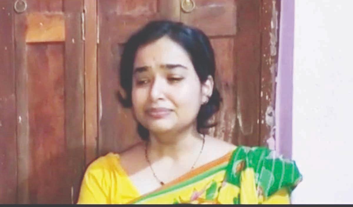 Paralakhemundi ACF death: Official's wife breaks silence   Sambad English