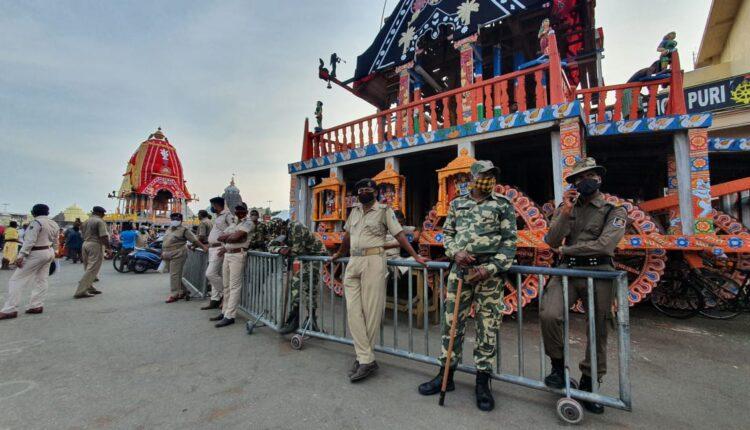 police in Puri