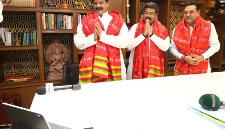 sambit patra's video on jagannatha ashtakam