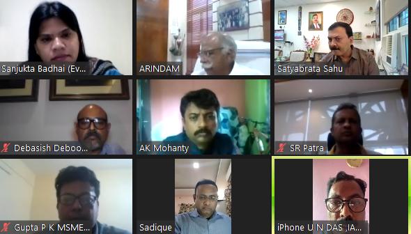 startup odisha zoom meeting