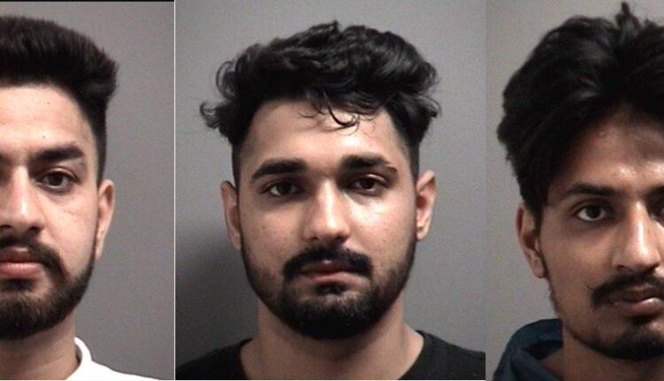 3 Punjabi men arrested in Canada for sex trafficking.