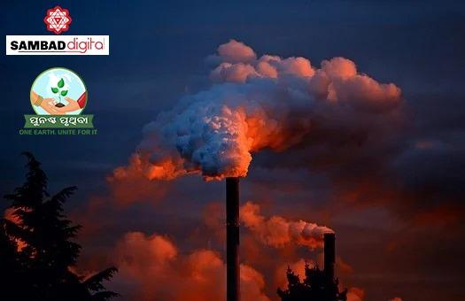 Punascha Pruthibi Carbon footprint