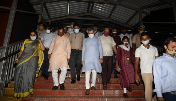 Railway minister Ashwini Vaishnaw