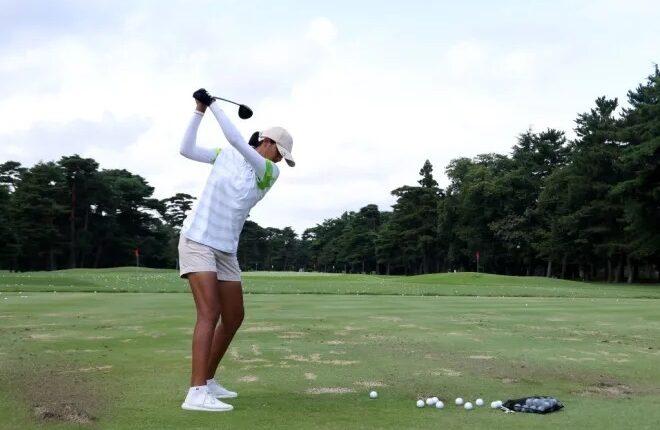 India Golfer Aditi Ashok.(pic-olympics.com)