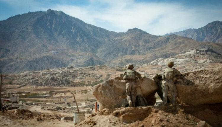 afghanistan tension