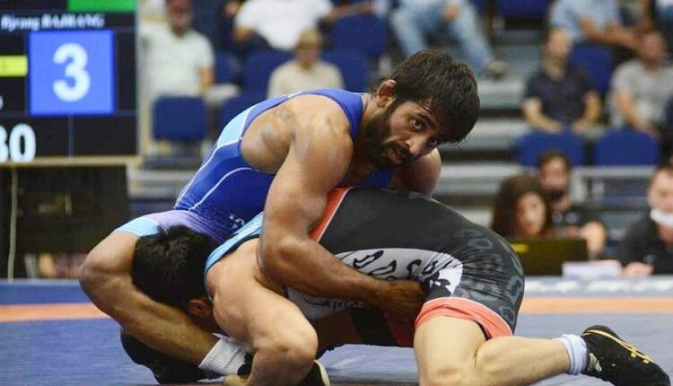 Olympics: Bajrang loses in semis; to fight for bronze medal.