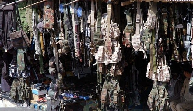Pak smugglers markets forced to rethink business model due to troops withdrawal