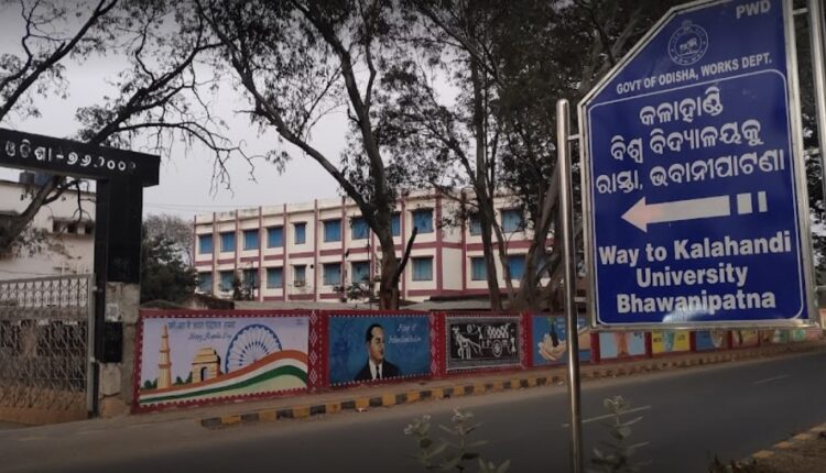 kalahandi university1