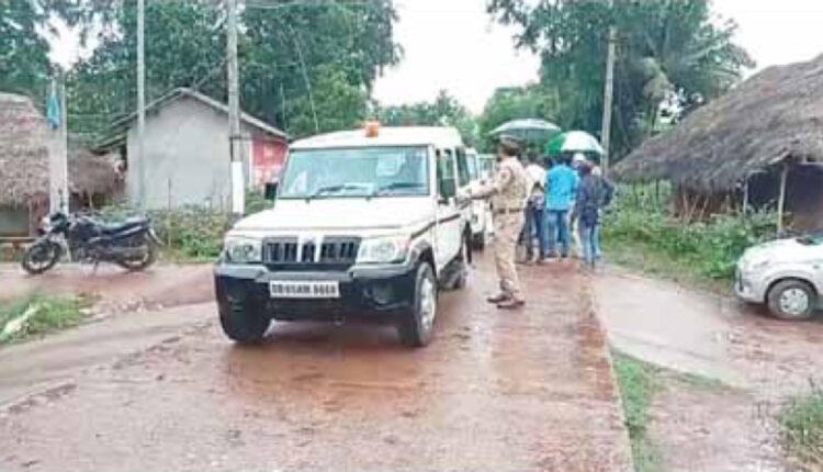 khordha police