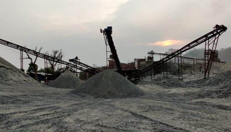 mines auction