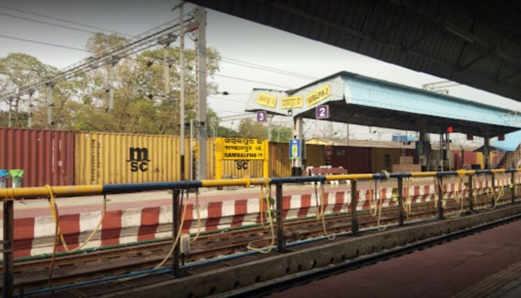 sambalpur railway station