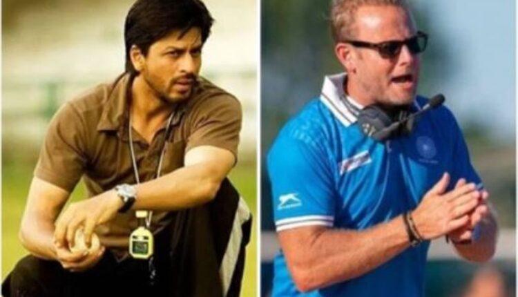 shahrukh_Indian coach