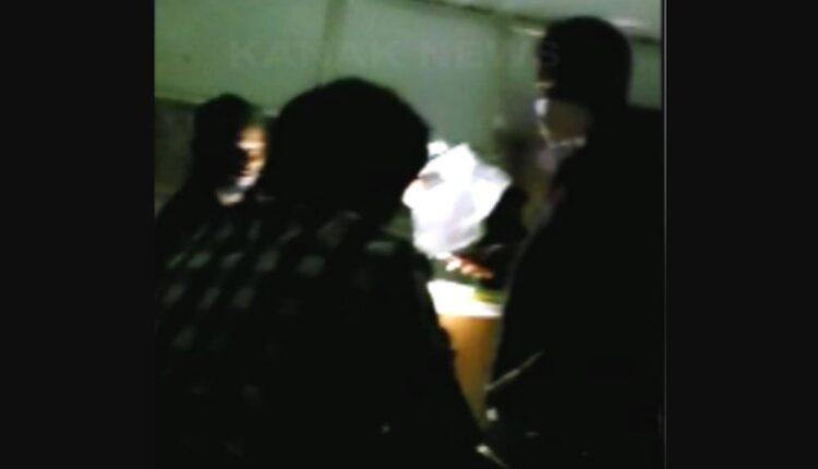 treatment in dark