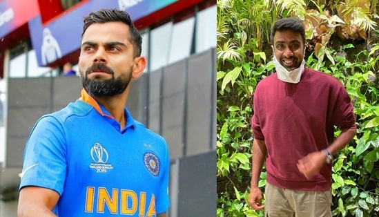 Virat faces mutiny in the ranks; Ashwin leads the revolt.