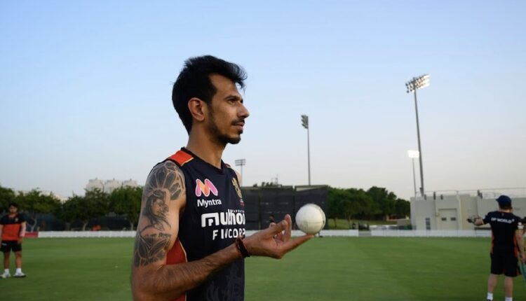 Chahal's spot not under scanner after PBKS loss: RCB's Katich(Photo:Twitter)
