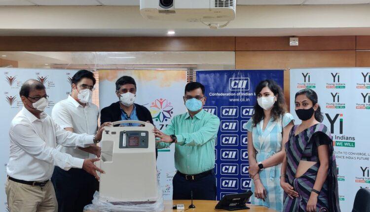 CII_BMC_oxygen concentrator