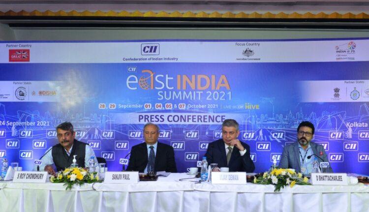 CII's East India Summit