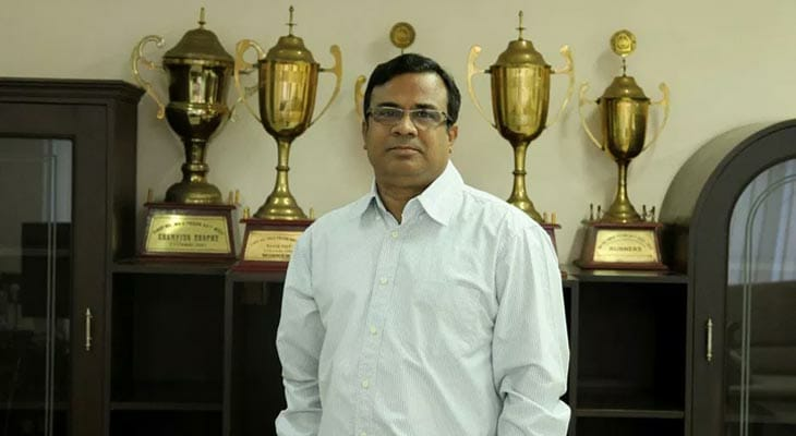 IPS Jalada Kumar Tripathy
