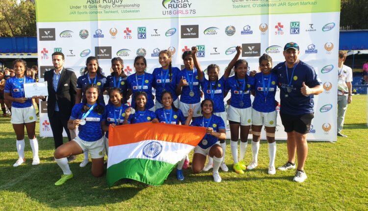 U-18 girls' rugby team