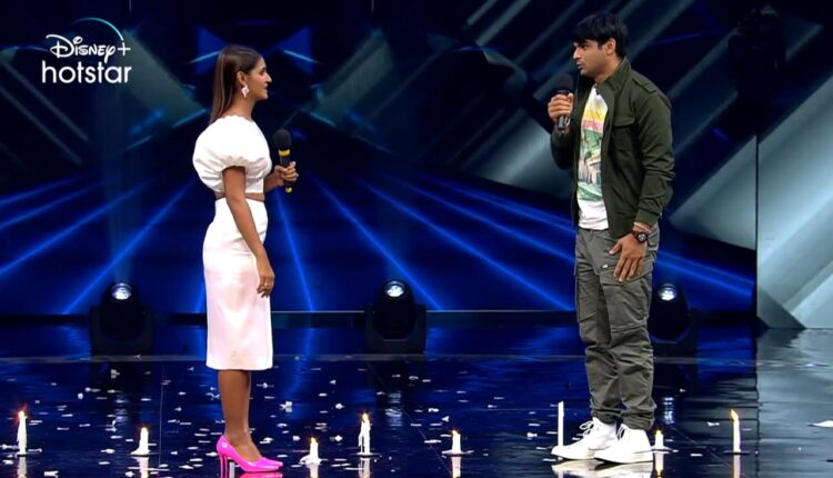 Dance plus season 6_neeraj chopra