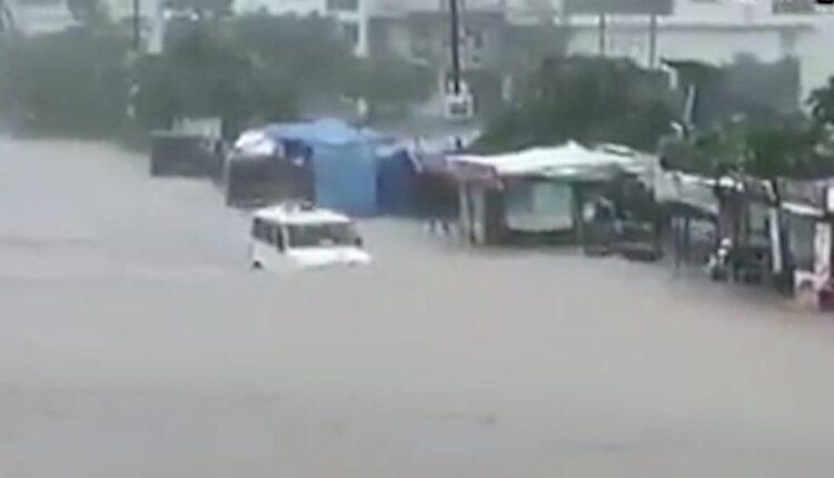 bolero in rain