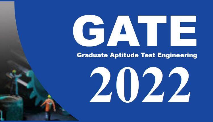Graduate Aptitude Test In Engineering – GATE