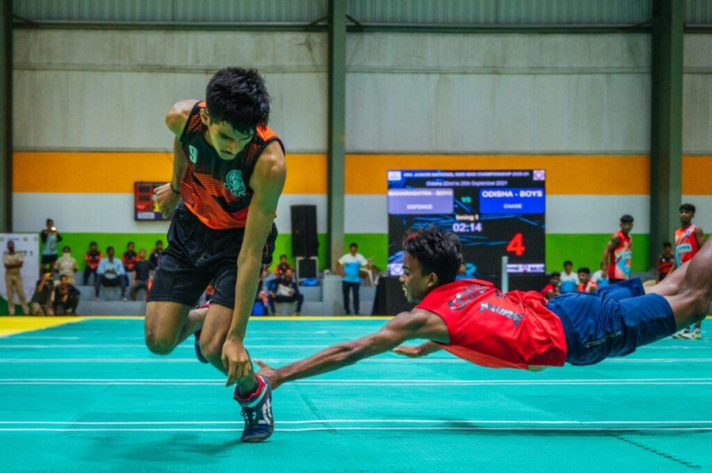junior kho kho championship 1