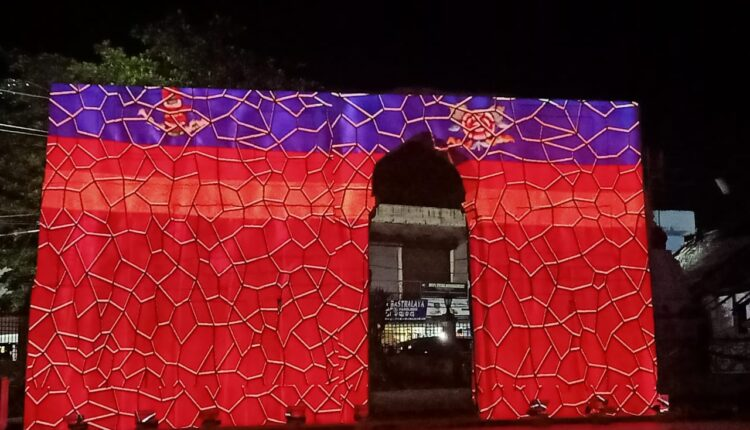 light and sound show at Samaleswari (7)