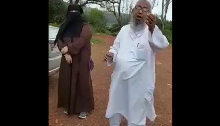 muslim man singing mahabharat