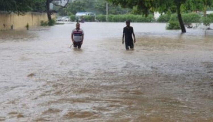 rain in bhubaneswar