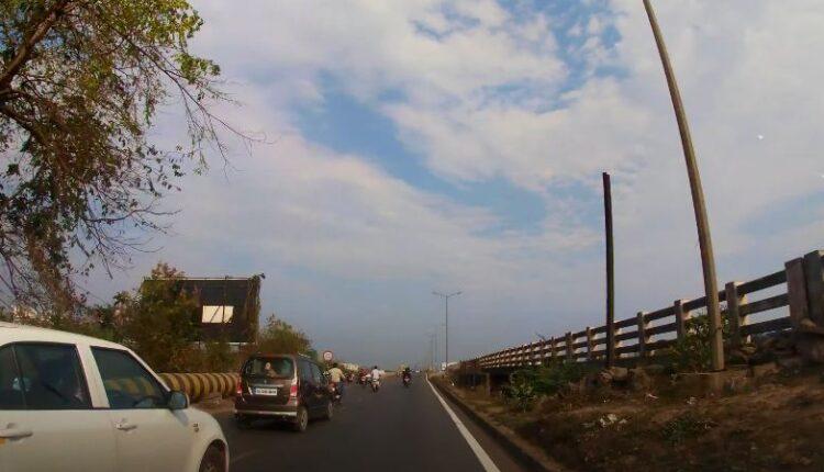 Vani Vihar Railway Overbridge