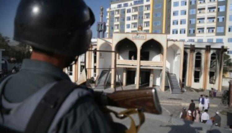Kabul mosque_blast